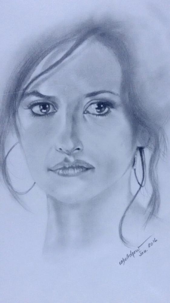 Penelope Cruz by Bobchew